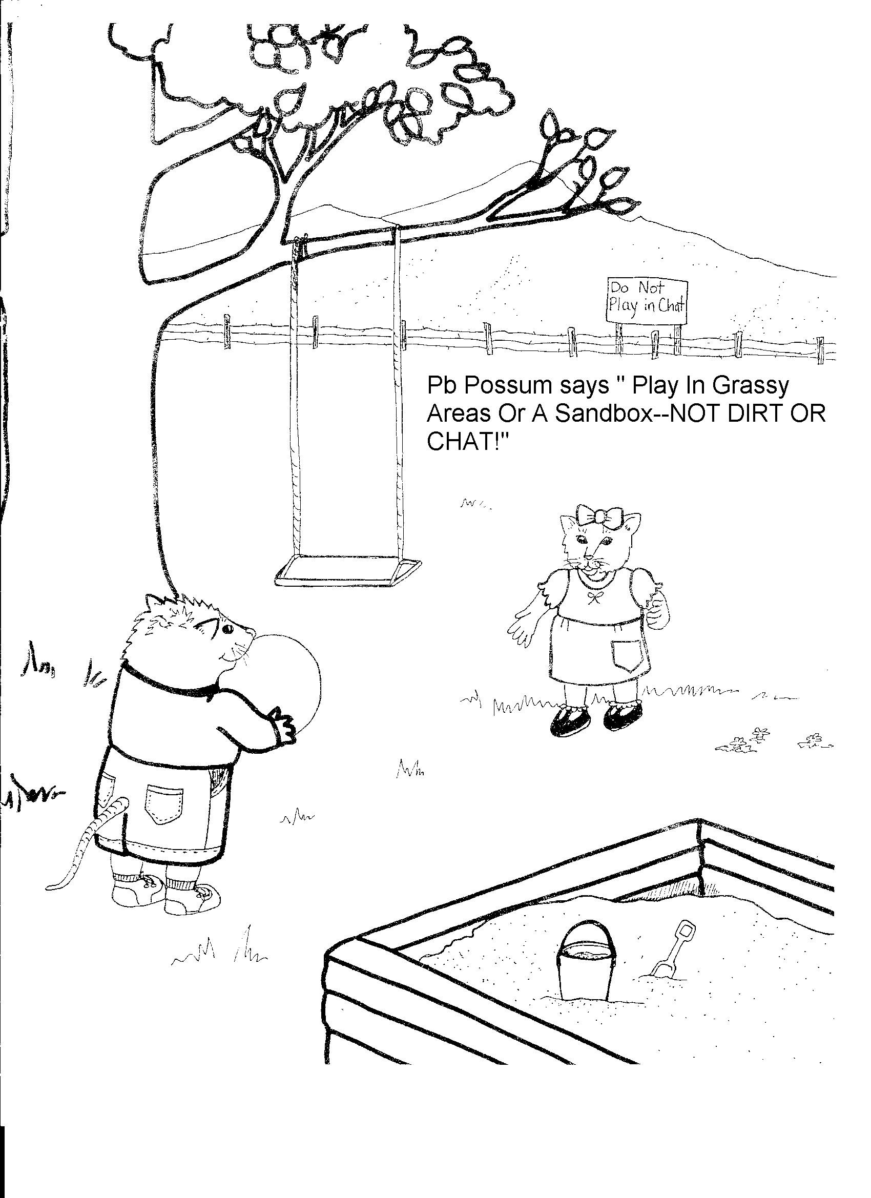 poison prevention coloring sheets coloring pages
